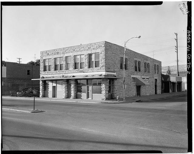 Woodruff Block, 22-24 West First Street, La Junta, Otero County, CO