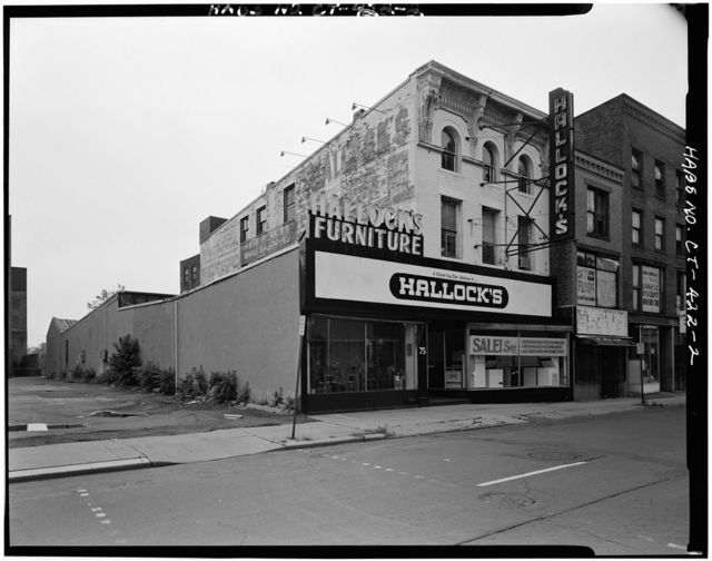 Wooster A. Ensign & Son Hardware Store, 75 Orange Street, New Haven, New Haven County, CT