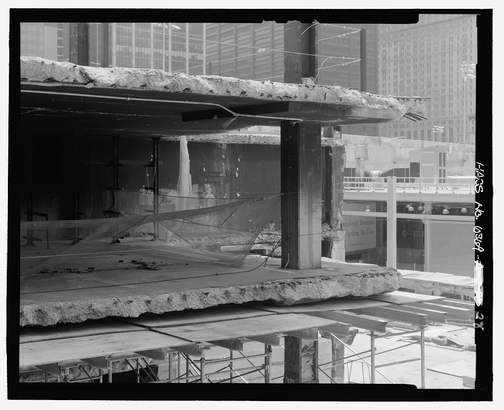 World Trade Center Site, Bounded by Vesey, Church, Liberty Streets, & Route 9A, New York, New York County, NY