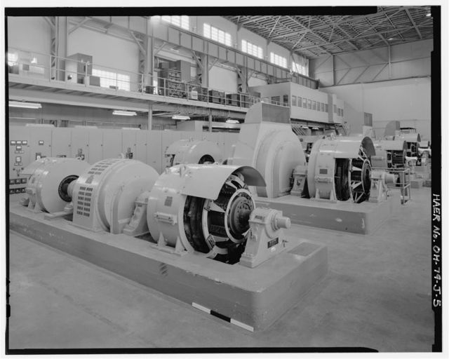 Wright-Patterson Air Force Base, Area B, Building 20, Propeller Laboratory, Northwest corner of Seventh & E Streets, Dayton, Montgomery County, OH