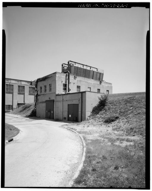 Wright-Patterson Air Force Base, Area B, Building 71D, Propulsion Laboratory, Fuels & Lubricants, Dayton, Montgomery County, OH