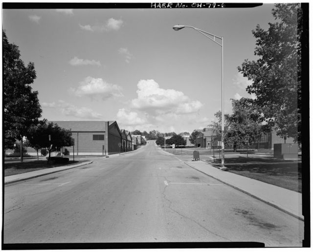 Wright-Patterson Air Force Base, Area B, Dayton, Montgomery County, OH