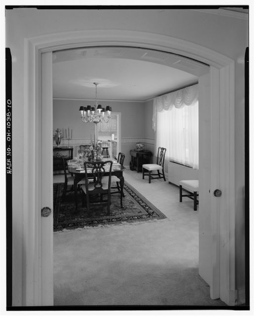 Wright-Patterson Air Force Base, Brick Officers' Quarters, Type B, Dayton, Montgomery County, OH