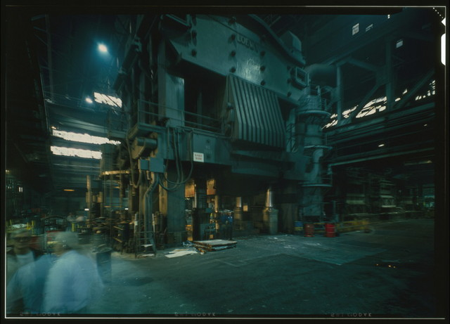 Wyman-Gordon Company, Grafton Plant, 50000 Ton Press, 244 Worcester Street, Grafton, Worcester County, MA