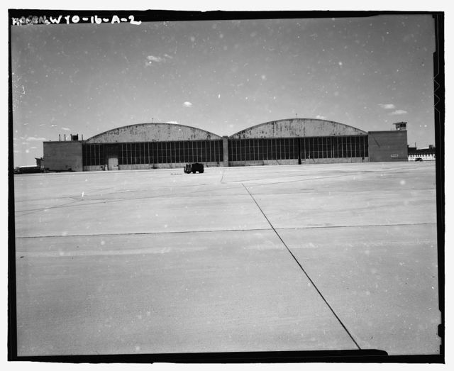 Wyoming Air National Guard Base, Cheyenne Modification Building No. 101, Cheyenne Airport, Cheyenne, Laramie County, WY