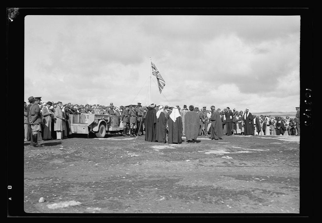 Yatta political drama, Dec. 18, '38