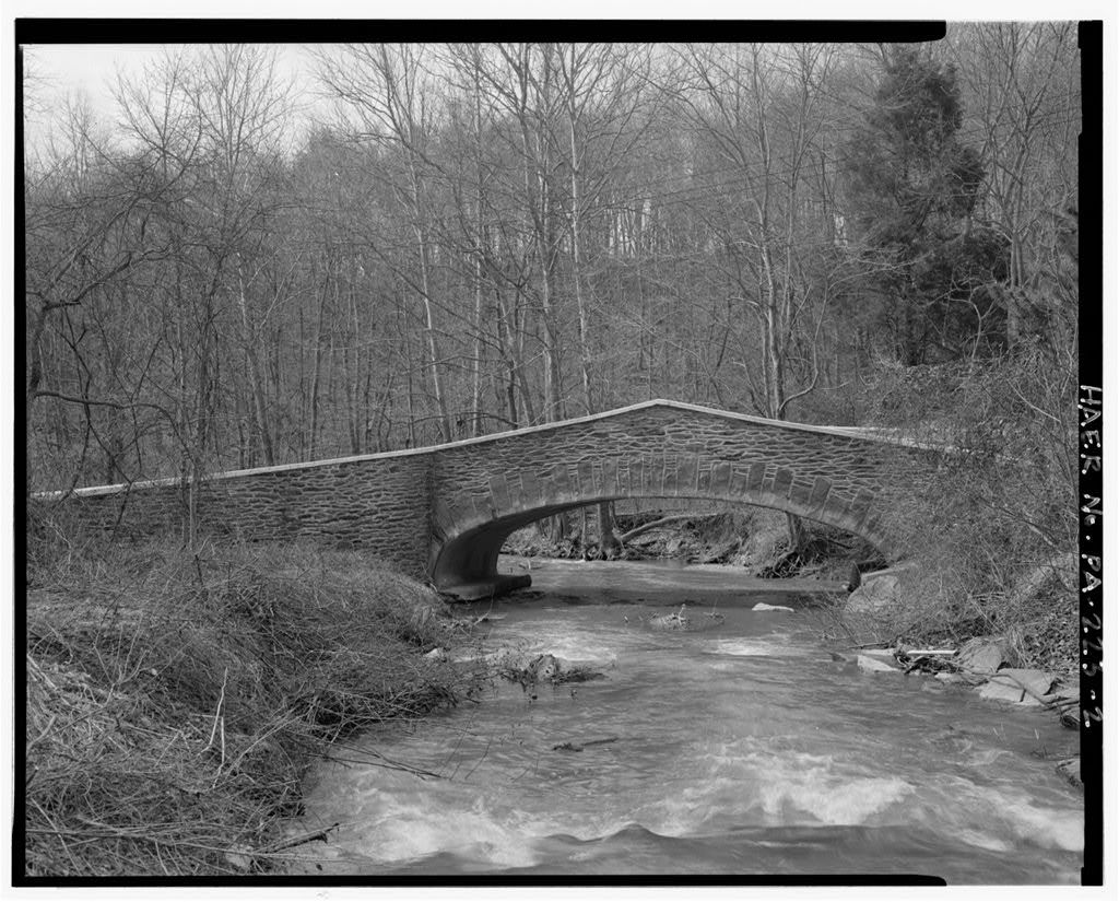 York County Bridge No. 29, Spanning Orson Run at Norris Road, Airville, York County, PA