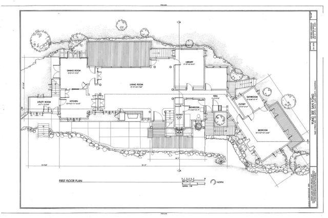 Yung See San Fong (House), 16660 Cypress Way, Los Gatos, Santa Clara County, CA