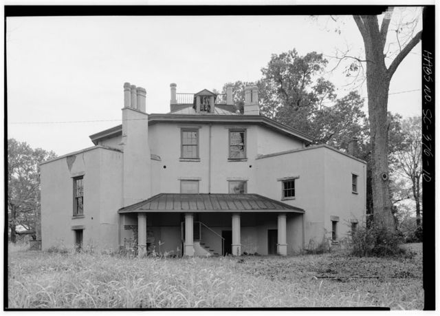 Zelotes Holmes House, 619 East Main Street, Laurens, Laurens County, SC