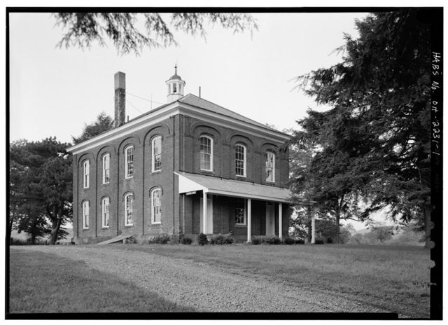 Zoar School, Fifth Street, Zoar, Tuscarawas County, OH
