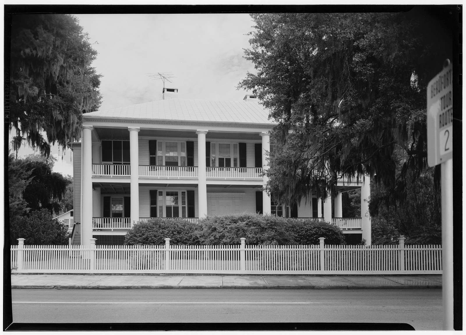John Joyner Smith House, 400 Wilmington Street, Beaufort, Beaufort County, SC