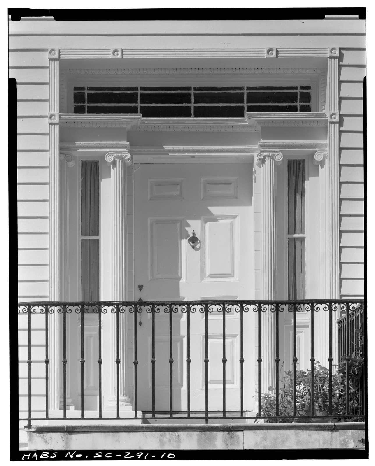 John Joyner Smith House, 400 Wilmington Street, Beaufort, Beaufort County, SC