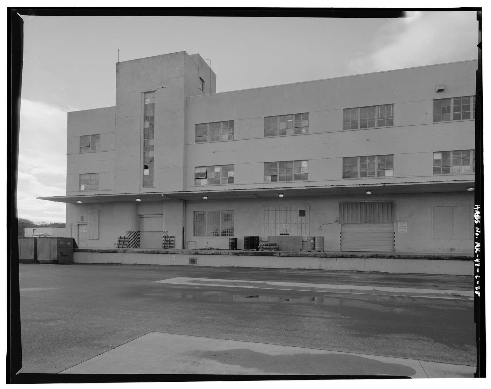 Kodiak Naval Operating Base, General Storehouse, U.S. Coast Guard Station, Kodiak, Kodiak Island Borough, AK