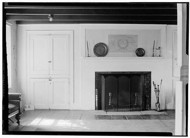 Vreeland Homestead, 226 Chestnut Street, Nutley, Essex County, NJ