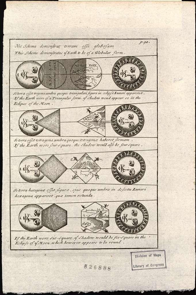 [Four diagrams of Solar eclipses].