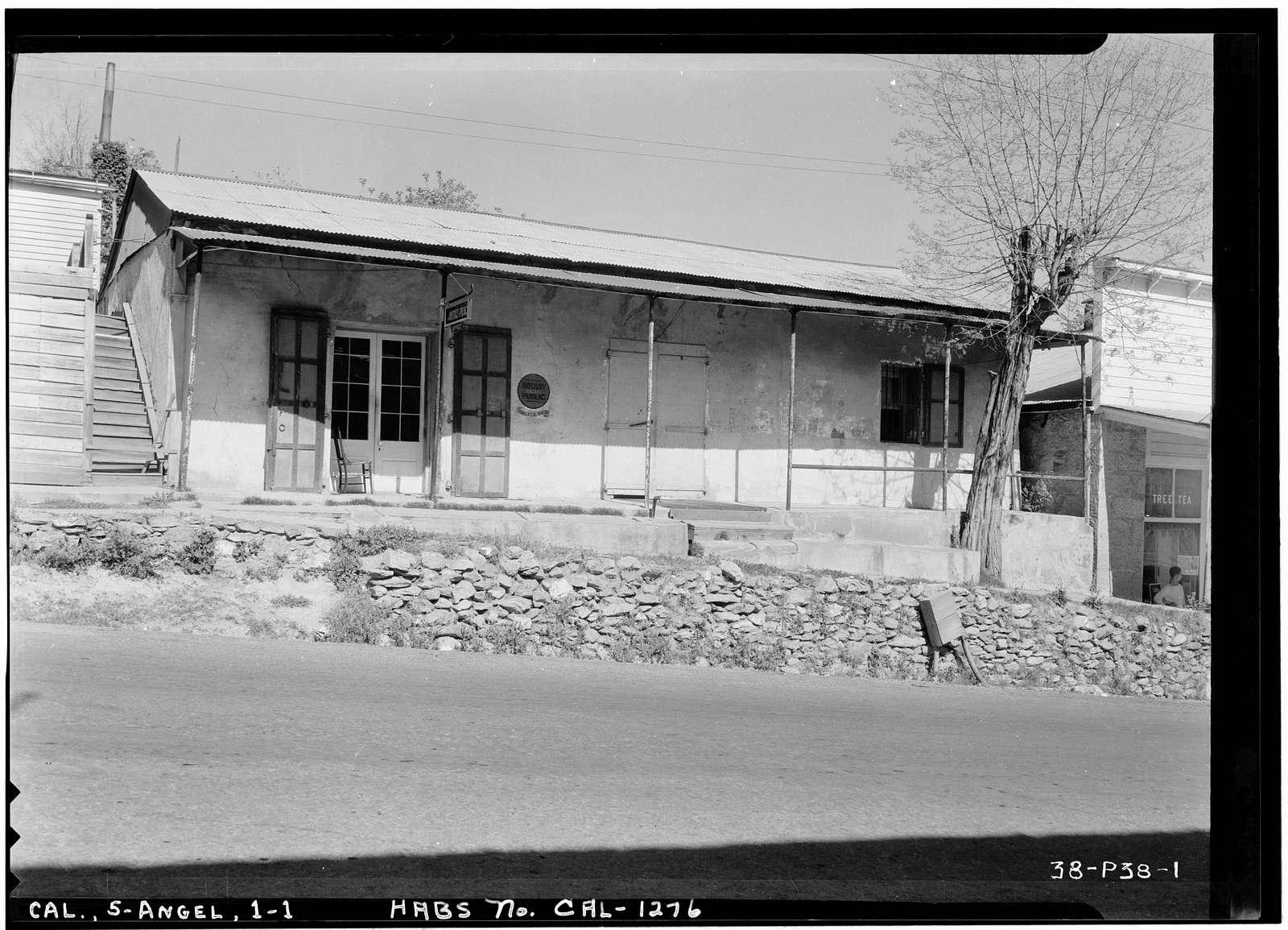 Stone House, Angels Camp, Calaveras County, CA