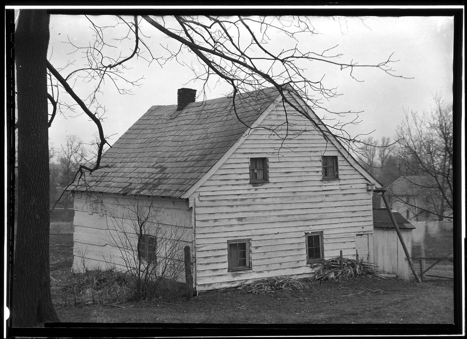 The Cloisters, Whitehaus & Summer Kitchen, Ephrata, Lancaster County, PA