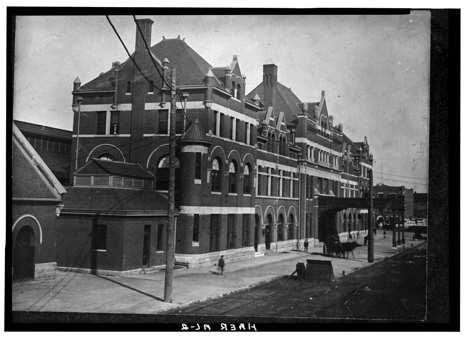 Union Station, Water Street, Montgomery, Montgomery County, AL