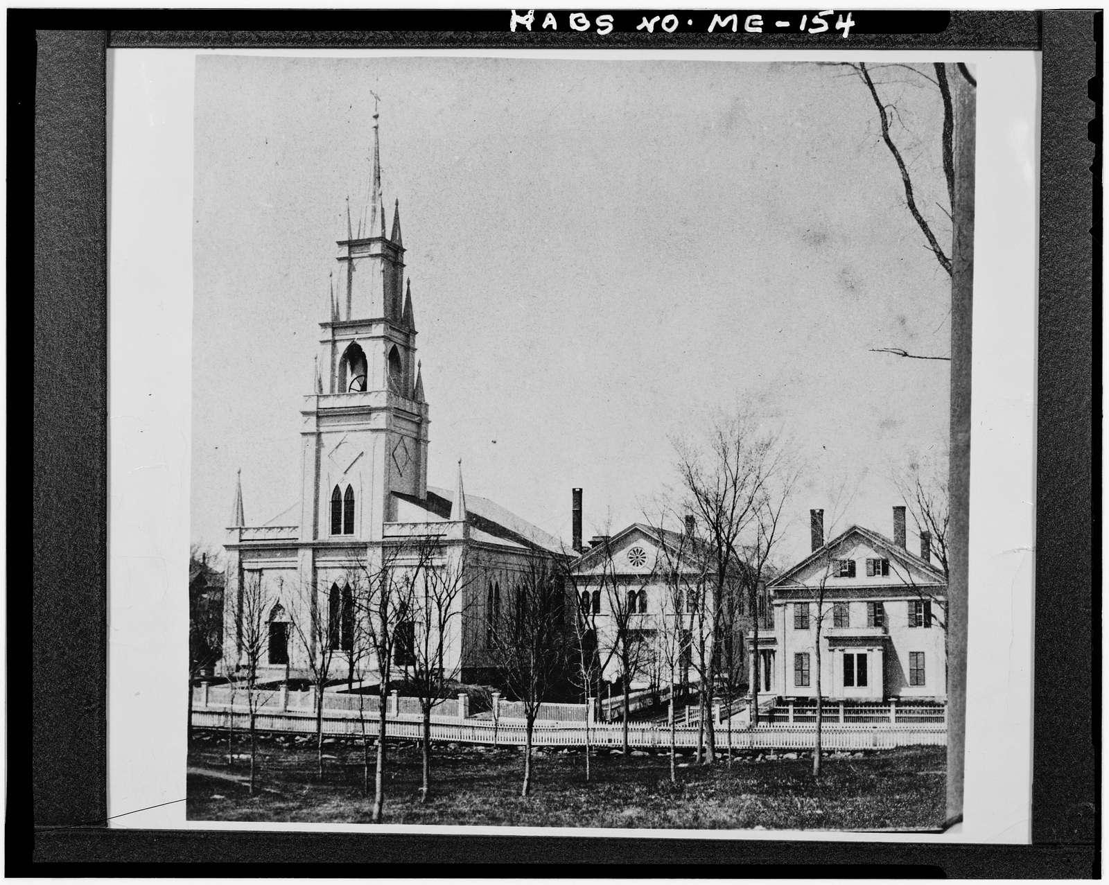 Winter Street Church, 880 Washington Street, Bath, Sagadahoc County, ME