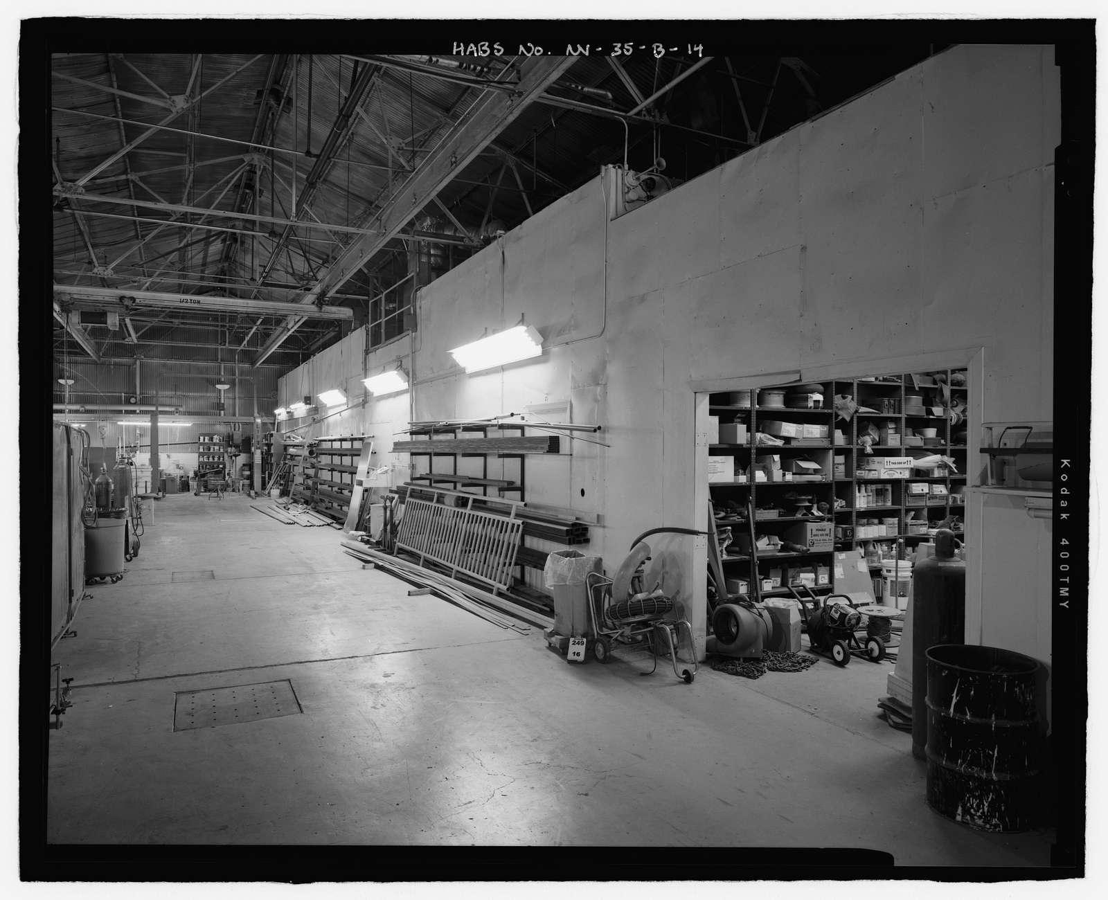 Bureau of Mines Metallurgical Research Laboratory, Original Building, Date Street north of U.S. Highway 93, Boulder City, Clark County, NV