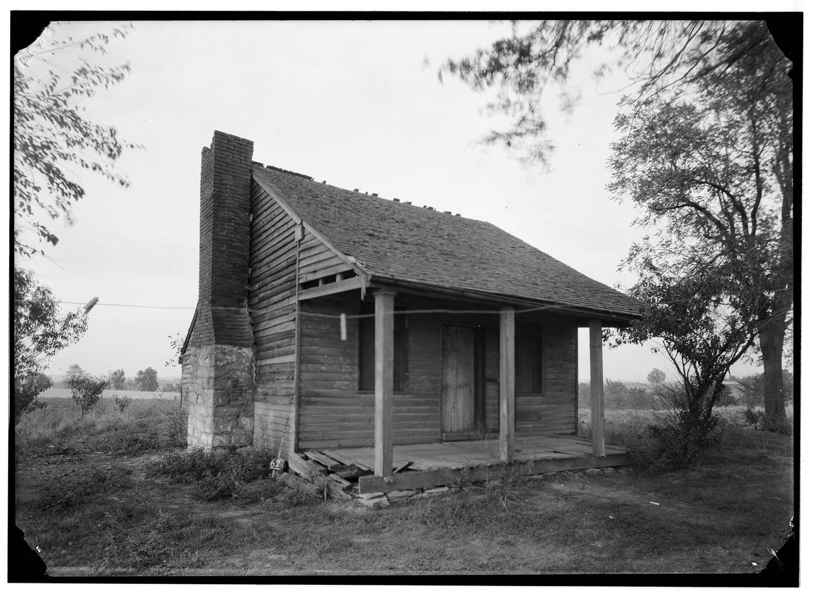 Jacob Coonce Log Cabin, Weldon Spring, St. Charles County, MO