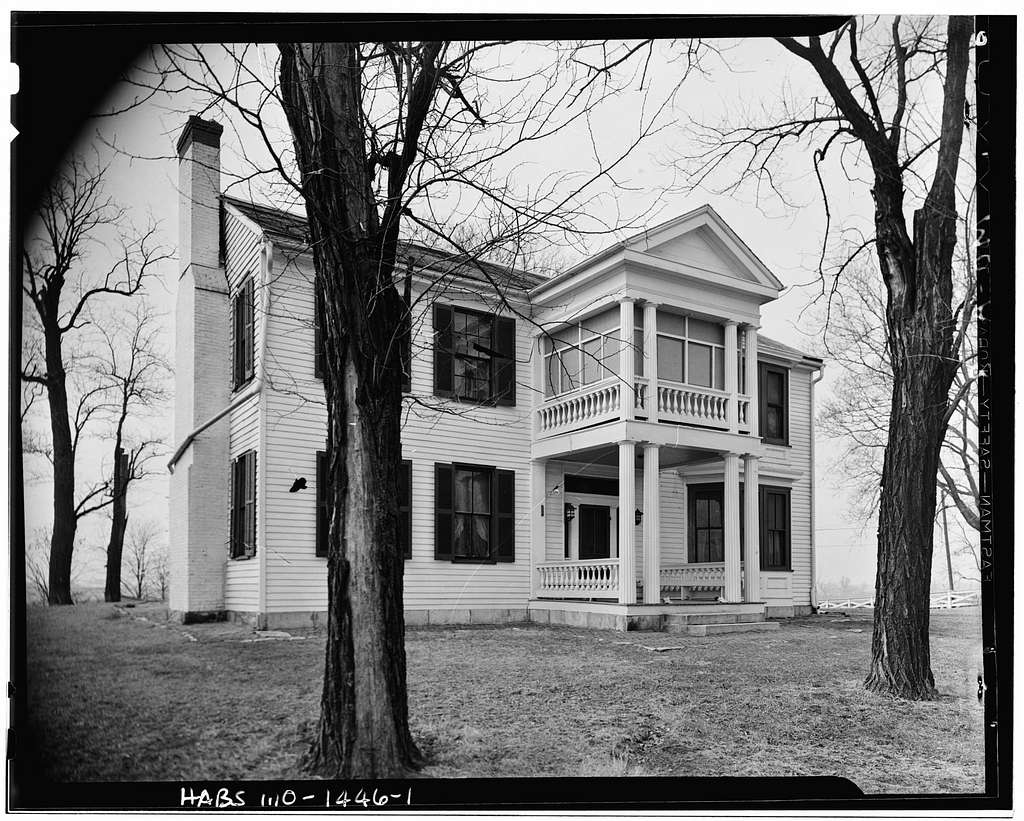 James R. Estill House, Estill, Howard County, MO