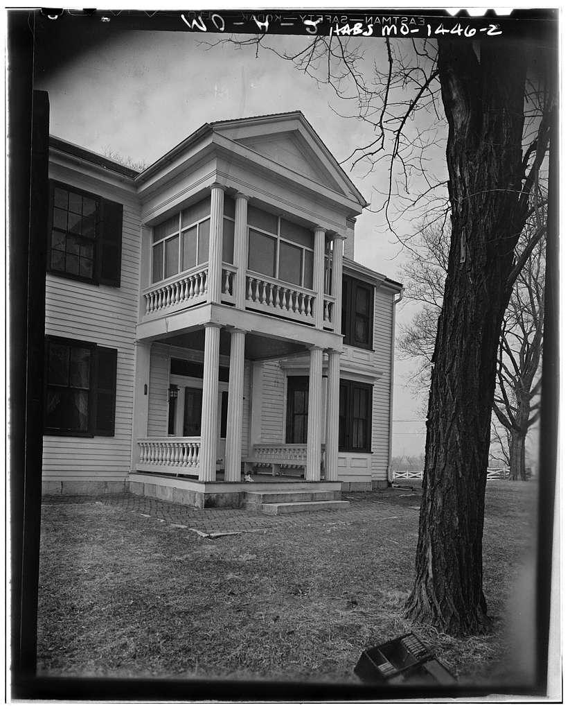 James R. Estill House, Estill, Howard County, MO