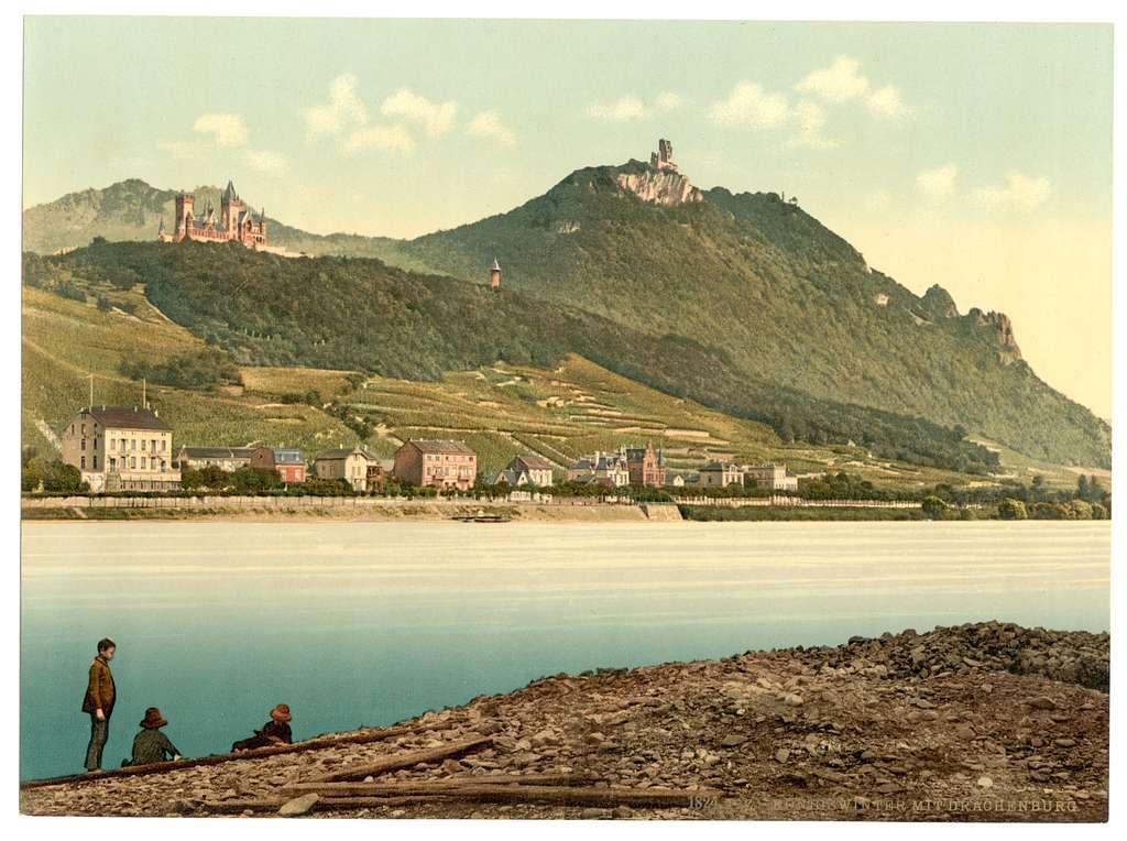 [Konigswinter, the Rhine, Germany]