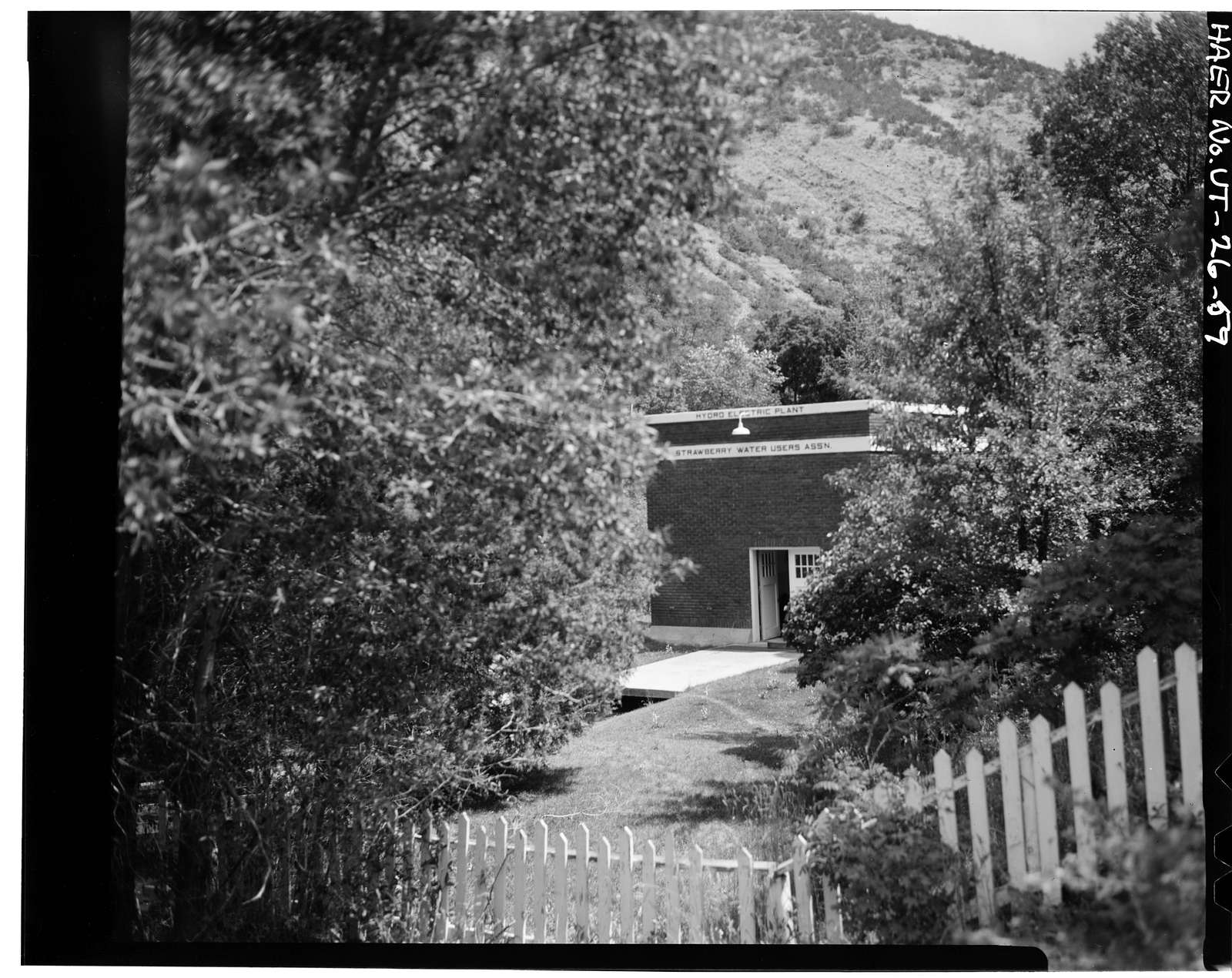 Strawberry Valley Project, Payson, Utah County, UT