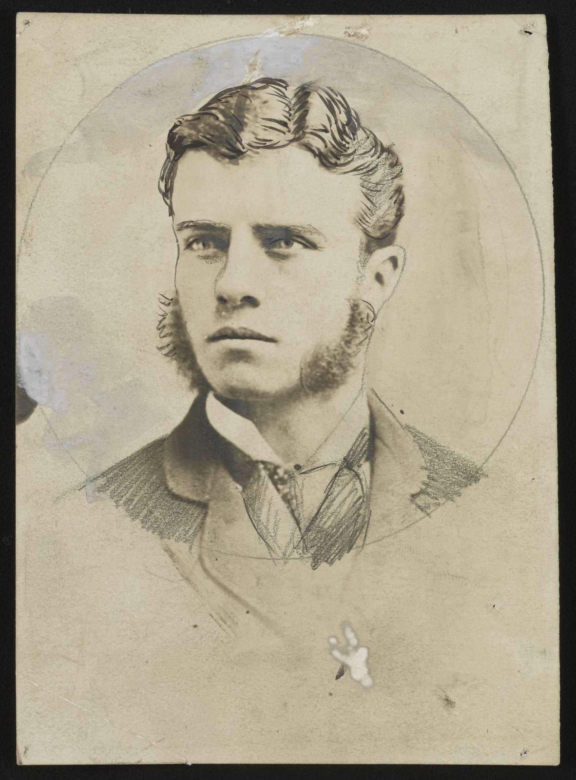 Theo. Roosevelt at college