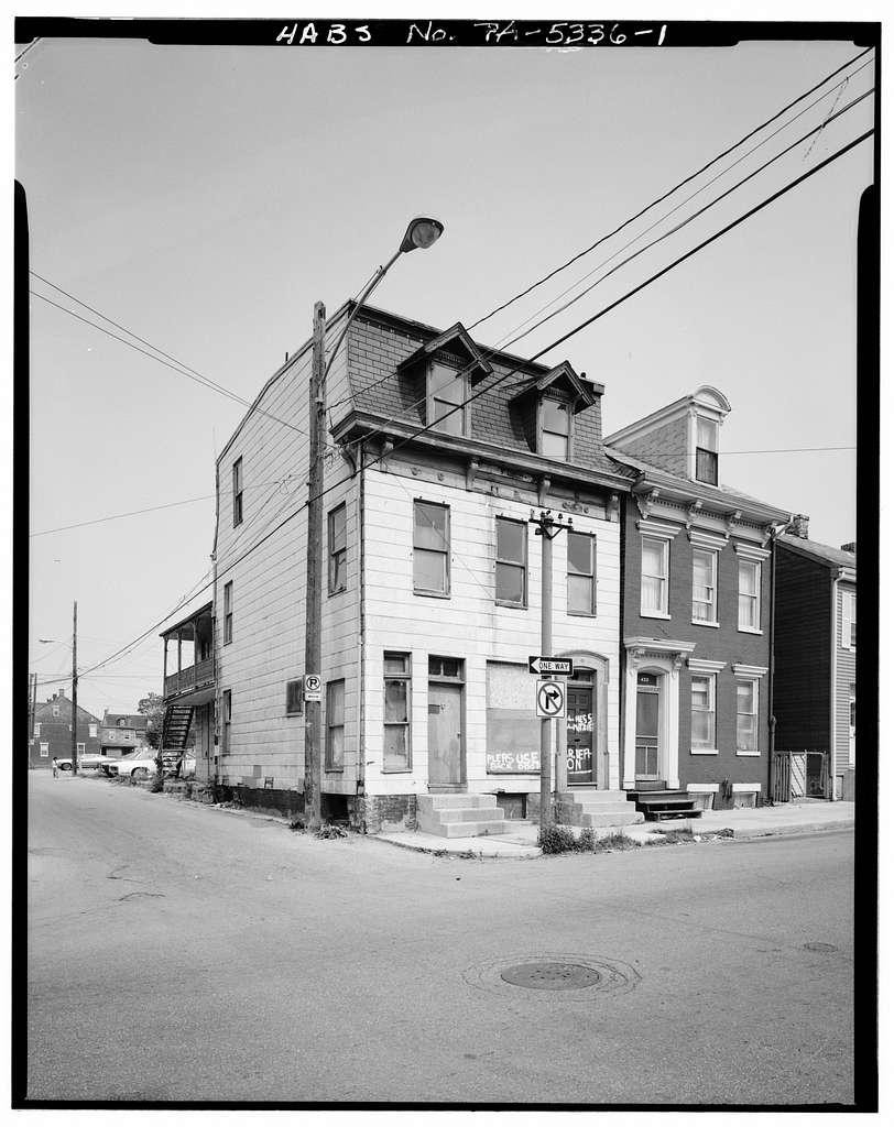 431 South Duke Street (House), York, York County, PA