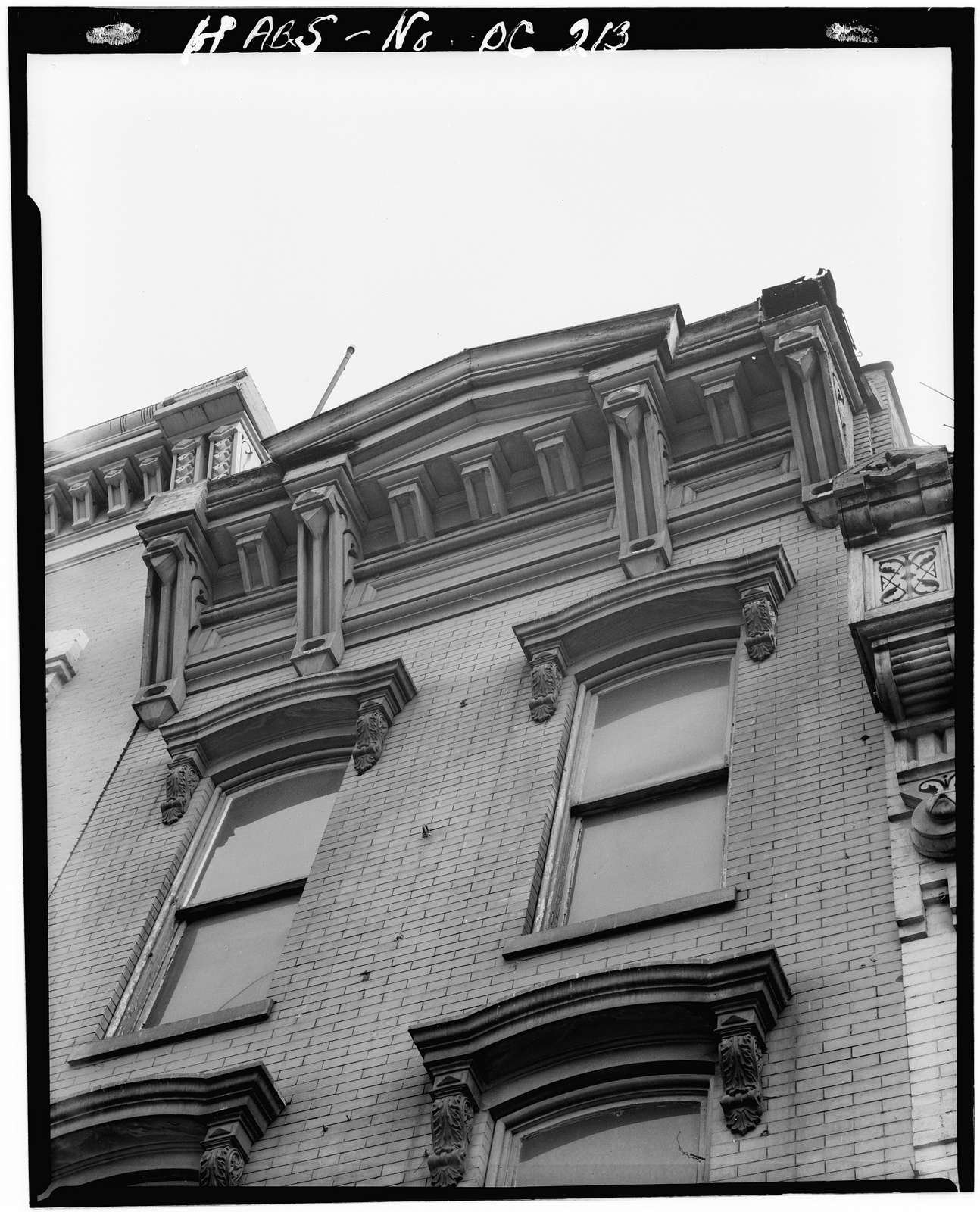 812 F Street Northwest (Commercial Building), (previously recorded as 814 F Street, Northwest), Washington, District of Columbia, DC