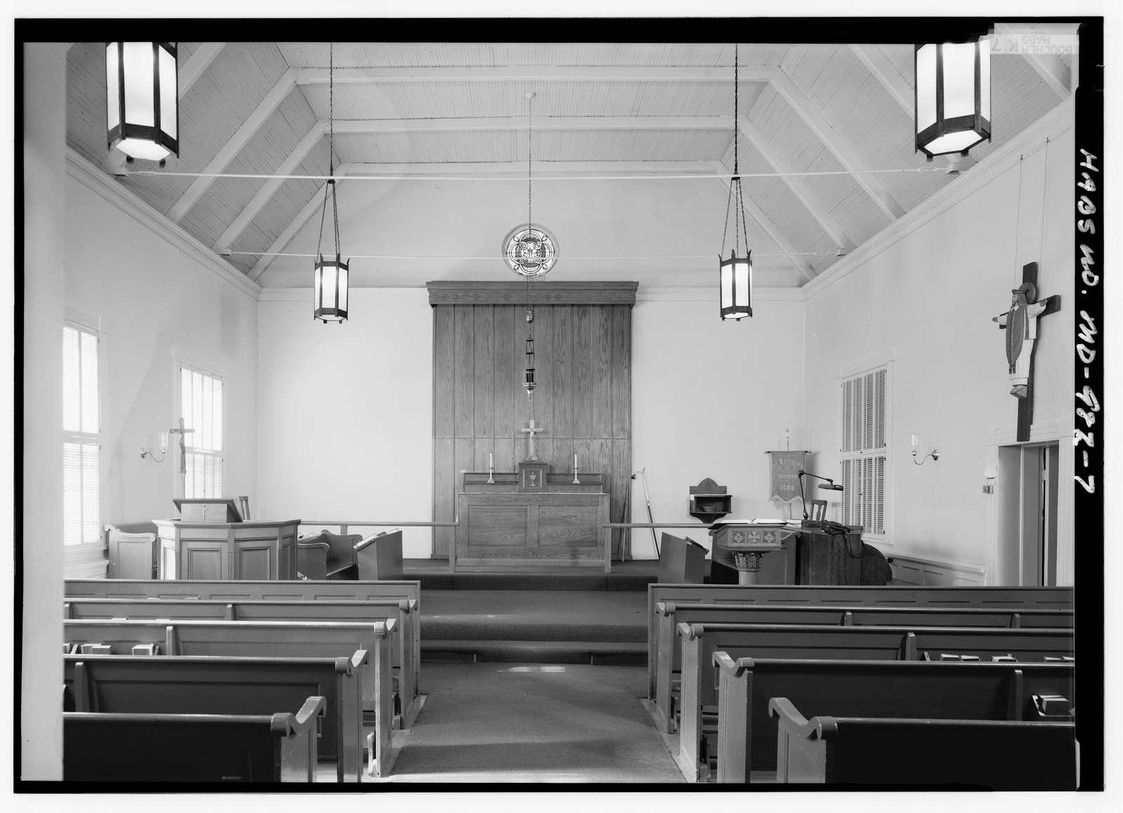 Addison Chapel, 5610 Addison Road, Seat Pleasant, Prince George's County, MD
