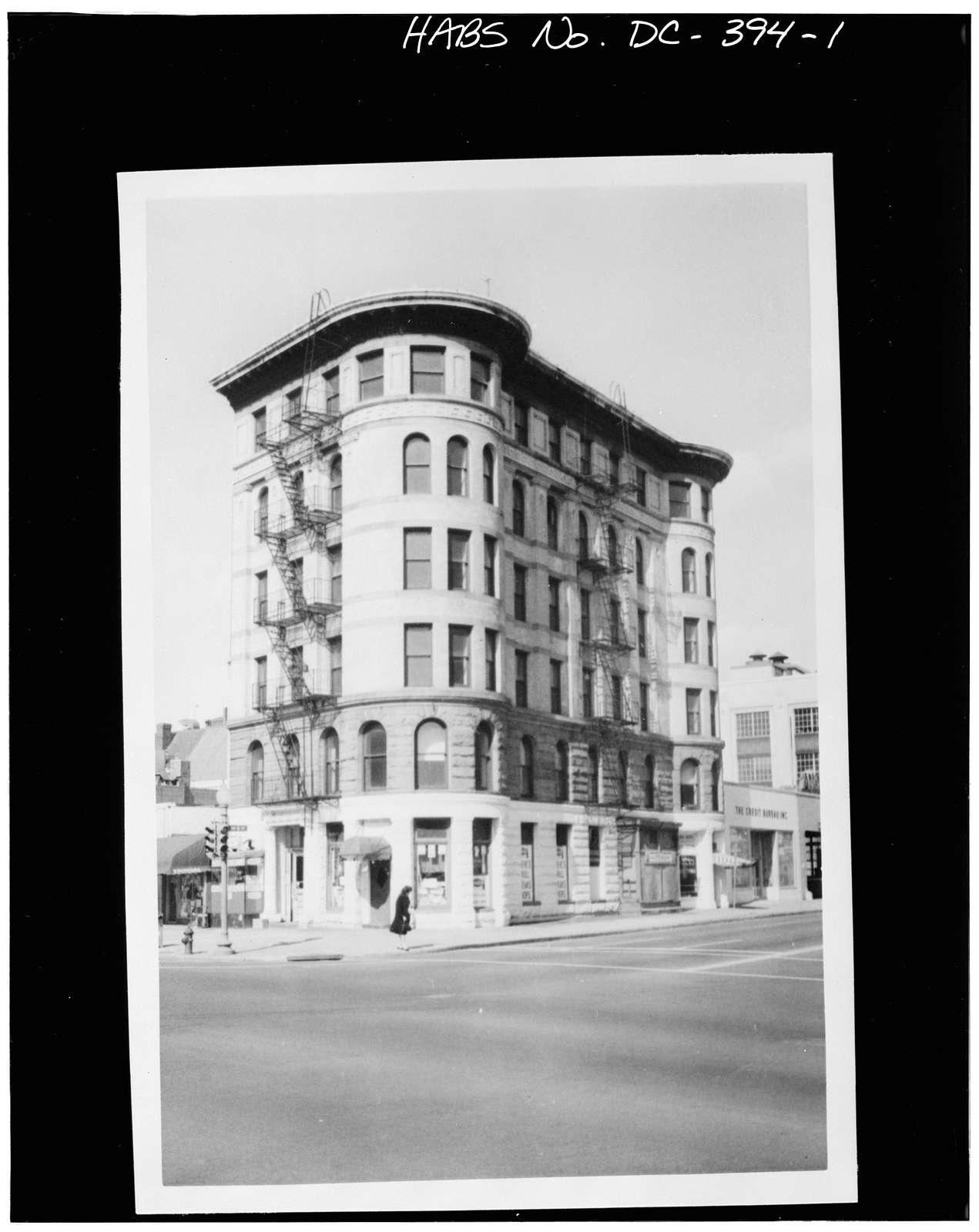 Atlantic Coastline Building, 601 Pennsylvania Avenue Northwest, Washington, District of Columbia, DC