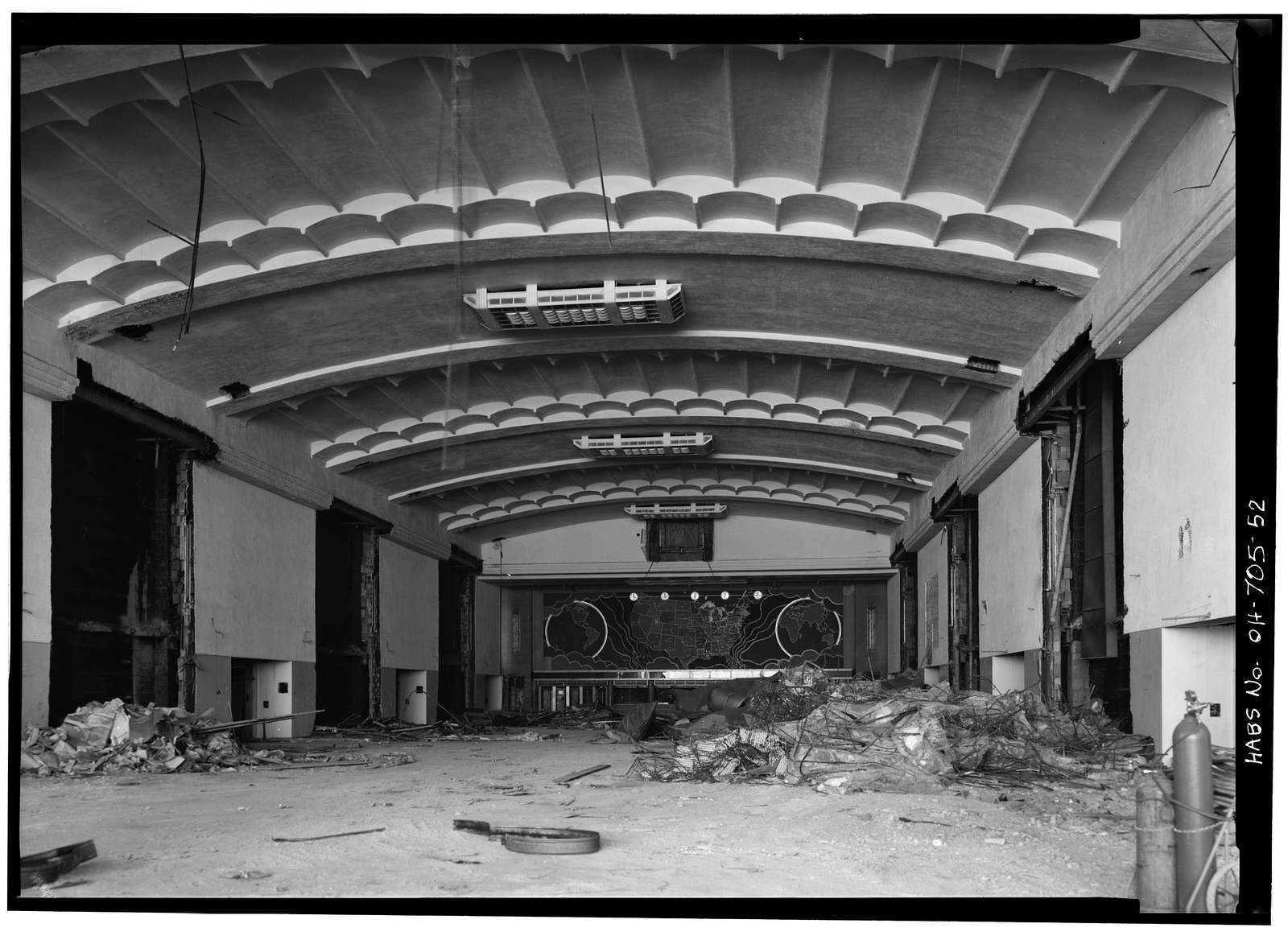 Cincinnati Union Terminal, 1301 Western Avenue, Cincinnati, Hamilton County, OH
