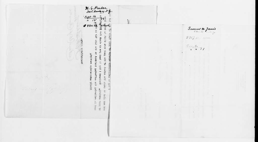 Clara Barton Papers: Red Cross File, 1863-1957; American National Red Cross, 1878-1957; Relief operations; Spanish-American War; Accounts and supplies; Financial accounts, 1898-1899