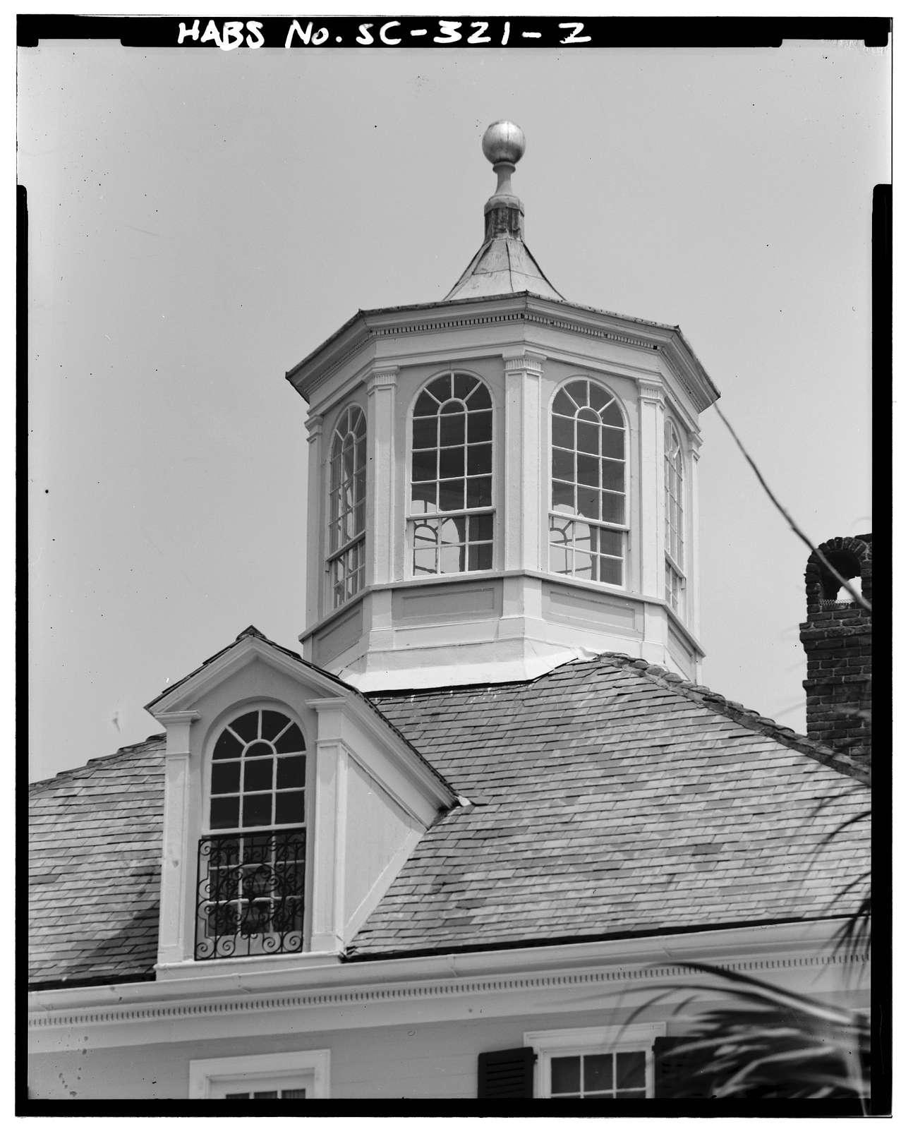 Colonel John Ashe House, 32 South Battery Street, Charleston, Charleston County, SC