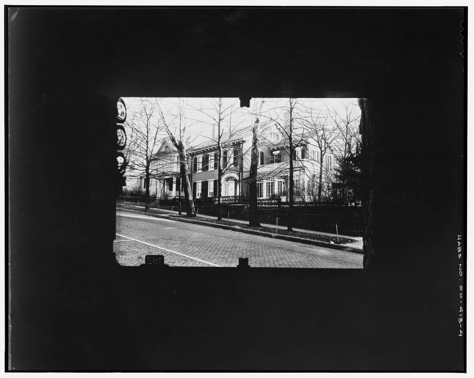 Devol-Dallow House, 118 East Wheeling Street, Lancaster, Fairfield County, OH