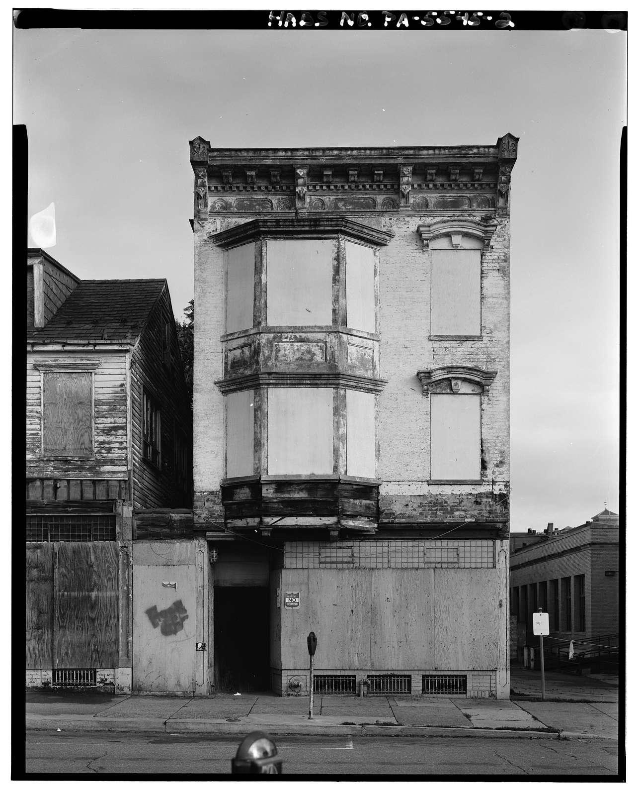 George Hellick Coffee Company, 215 Ferry Street, Easton, Northampton County, PA