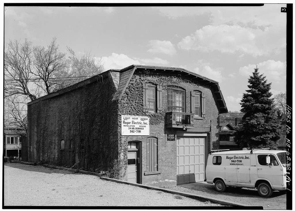 Halsey Stevens Carriage House, Newburgh, Orange County, NY