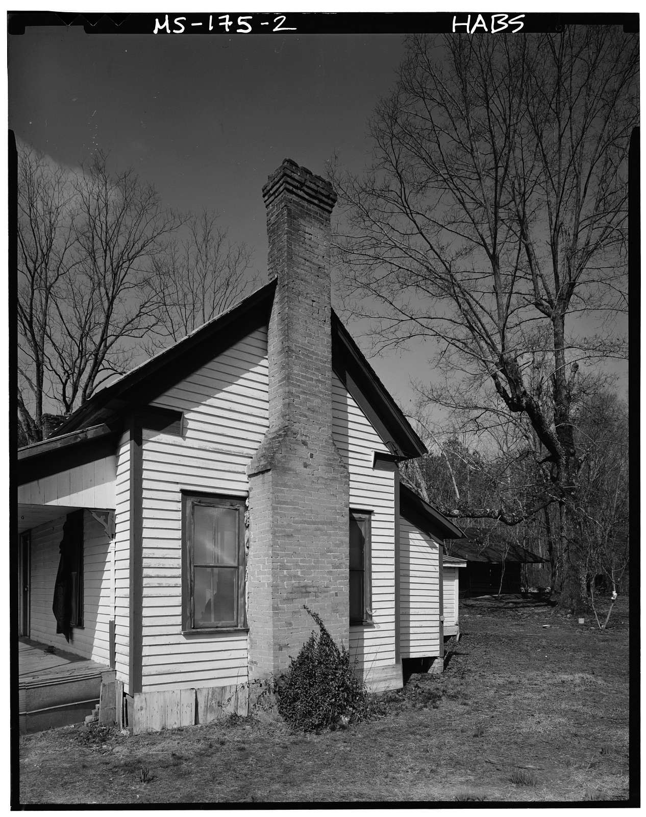 James T. Butler House, Old Natchez Trace, Tishomingo, Tishomingo County, MS