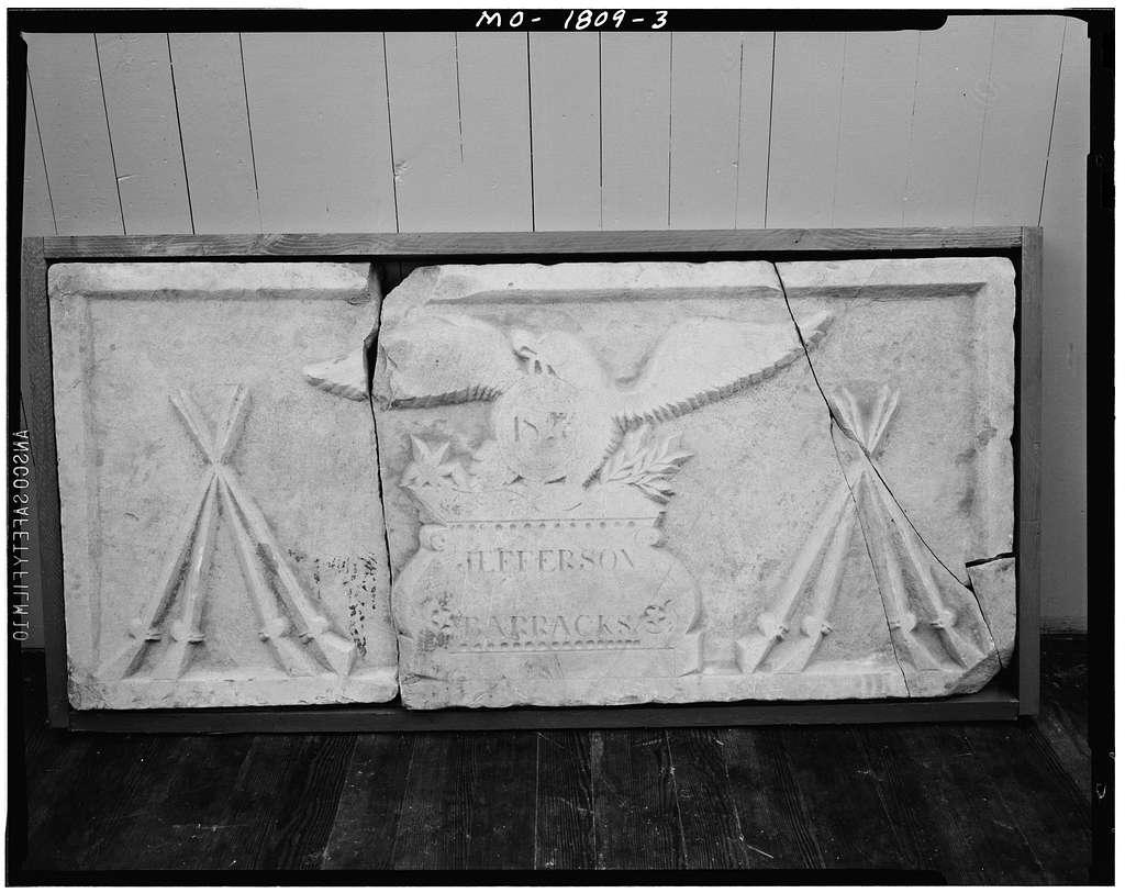 Jefferson Barracks, Jefferson Barracks, St. Louis County, MO