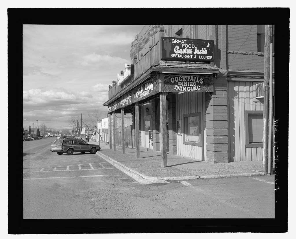 Joseph Main Street, Between Joseph & Second Avenues, Joseph, Wallowa County, OR