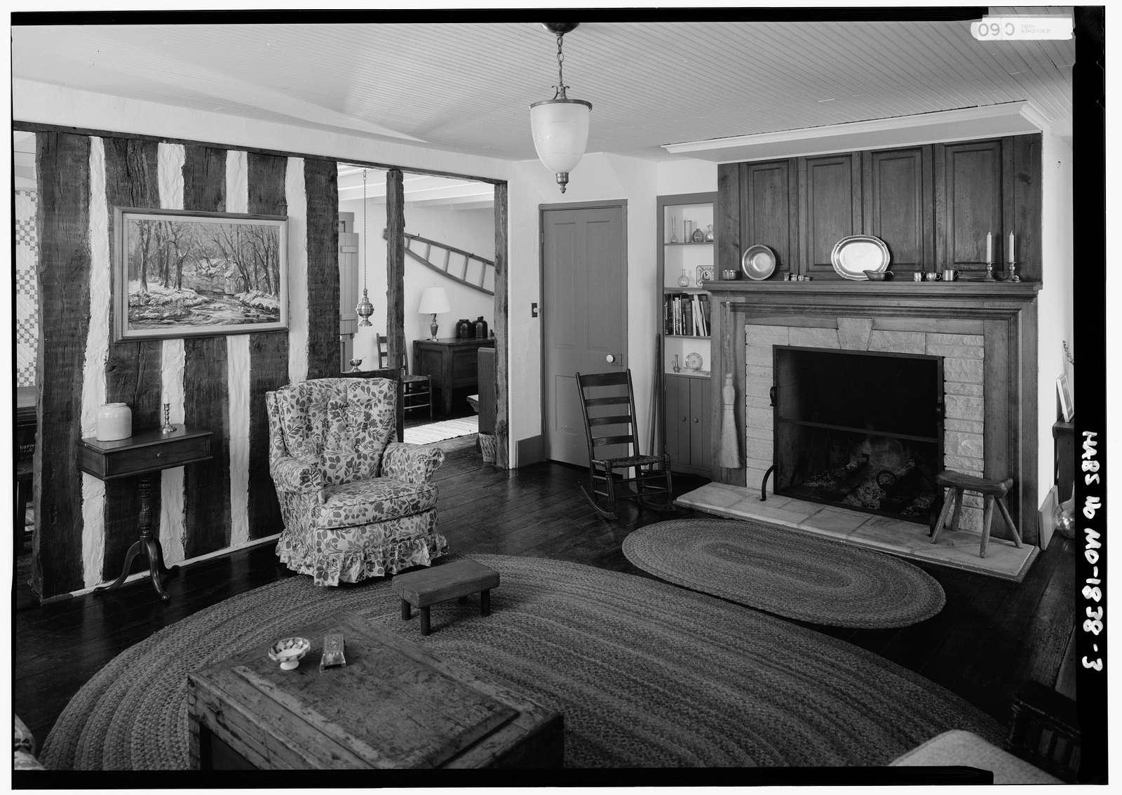 La Haye House, 704 La Porte Street, Sainte Genevieve, Ste. Genevieve County, MO