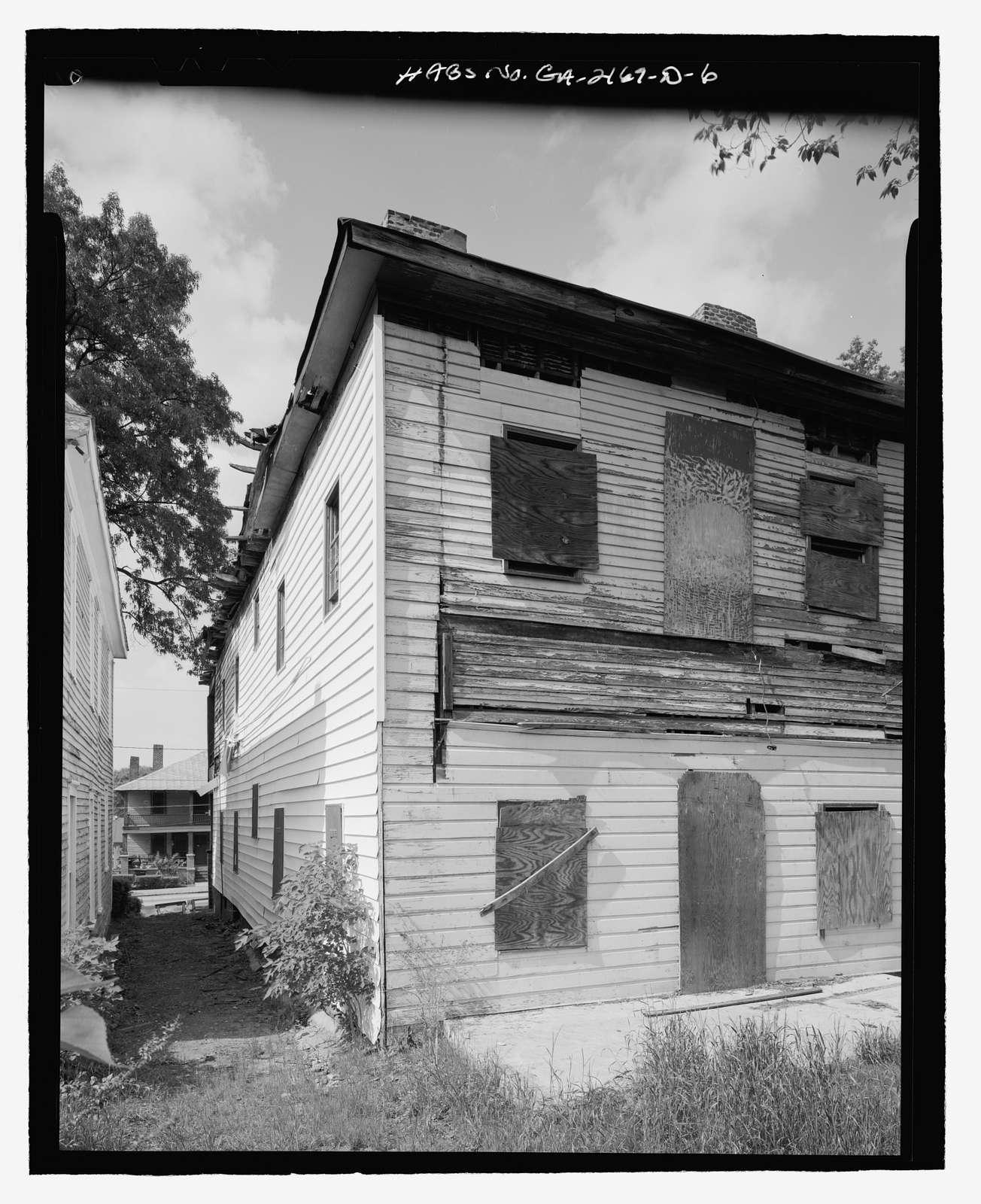 Martin Luther King, Jr. National Historic Site, Smith-Charleston House, 509 Auburn Avenue Northeast, Atlanta, Fulton County, GA