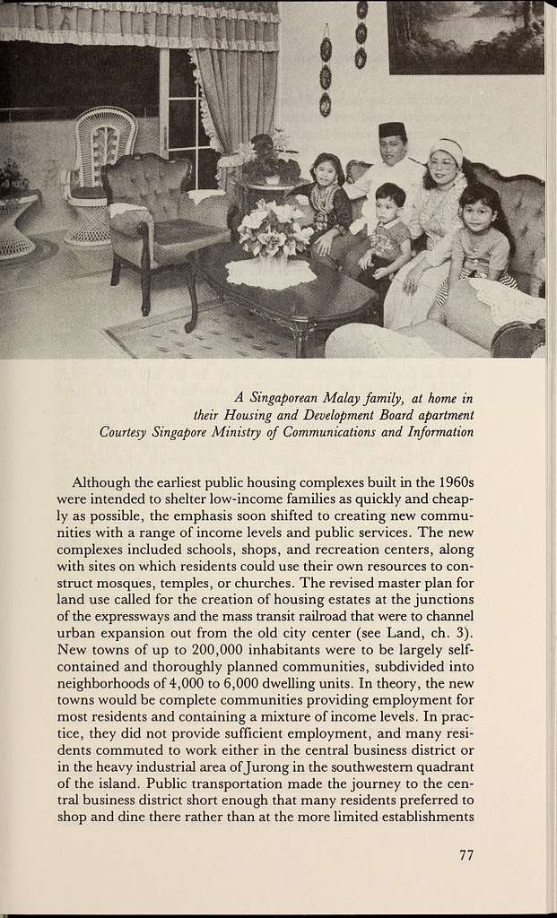 Singapore : a country study / - PICRYL Public Domain Image