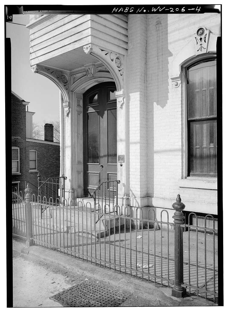 William Goering House, 701 Main Street, Wheeling, Ohio County, WV