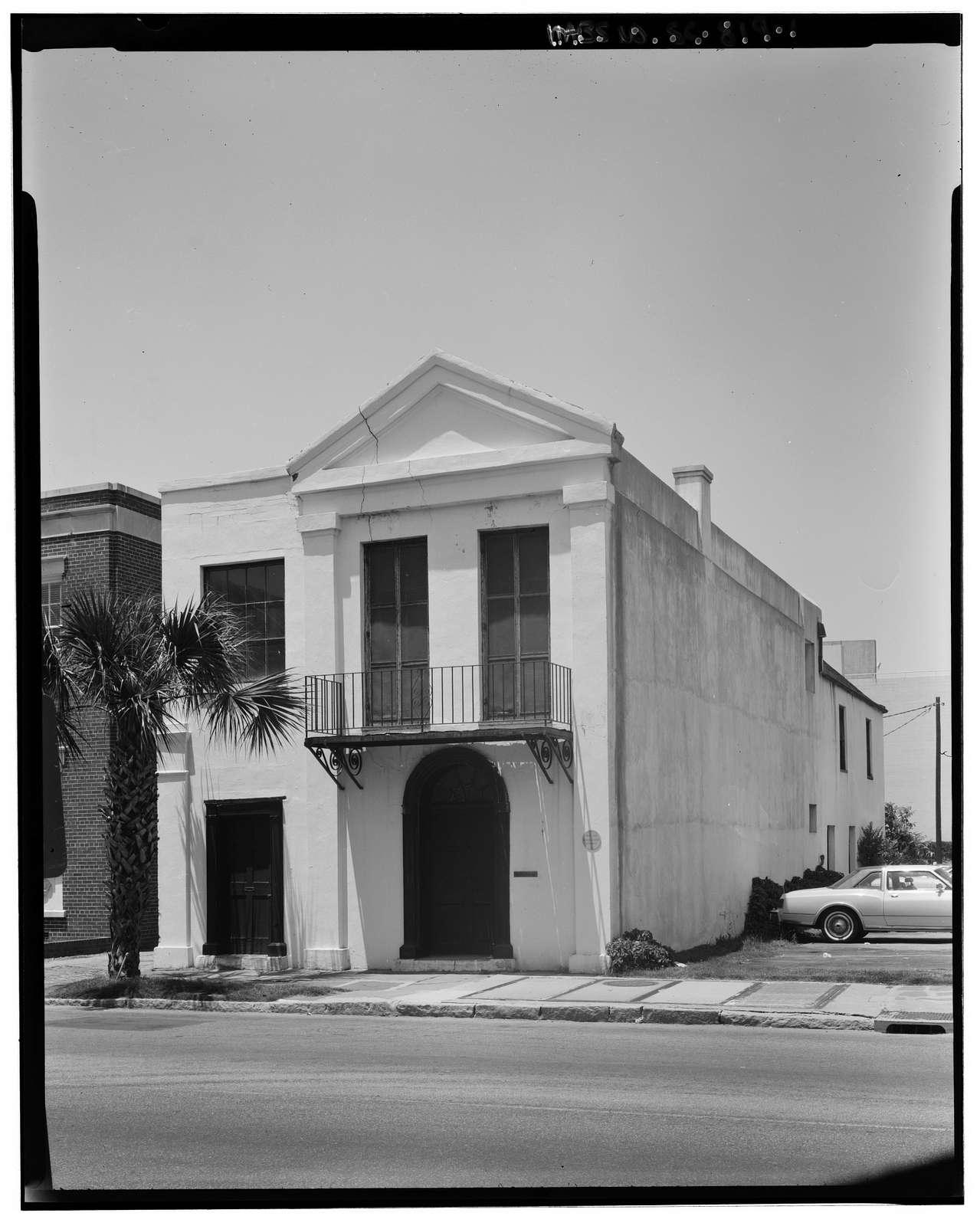 98 Broad Street (Commercial Building), Charleston, Charleston County, SC