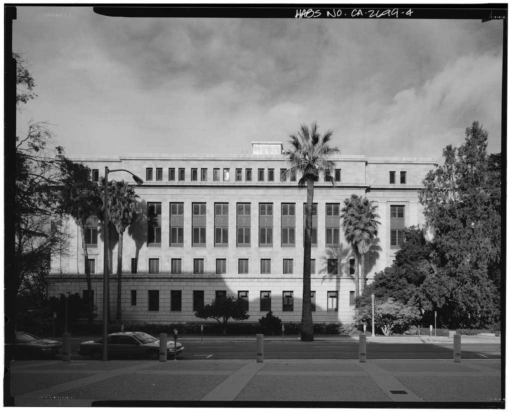 California State Library & Courts Building, 914 Capitol Mall, Sacramento, Sacramento County, CA