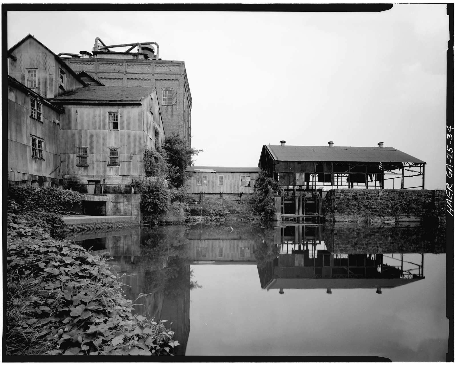 City Mills Company, Eighteenth Street & First Avenue, Columbus, Muscogee County, GA